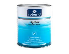 Roberlo hermetikas Sigiltex, tepamas, pilkas 1 kg