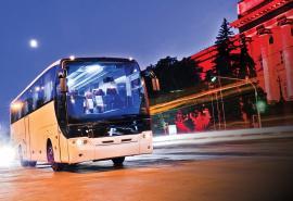 Окраска пассажирского транспорта. Покраска автобуса. Покрасить машину.