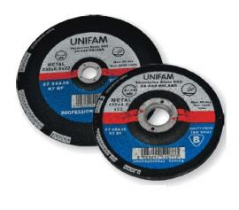 Зачистной диск Tarcza 3М 125 мм.