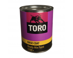 TORO 1K baziniai dažai readymix 5100 serija