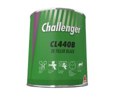 Грунт-наполнитель Challenger CL440B Black 1л