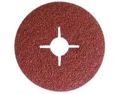 Фибровый шлифовальный круг Cubitron II 982С, 180 мм. P80