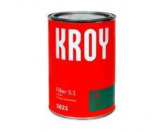 Двухкомпонентный грунт-наполнитель на основе акрила Kroy 5023, 0,75 л.