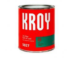 Грунт-наполнитель мокрый по мокрому Kroy 5027, 0,7 л.