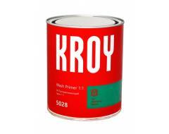 Двухкомпонентный протравливающий первичный грунт Kroy 5028, 1л.