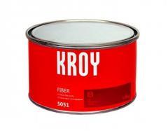 Шпатлевка Kroy Fiber со стекловолокном 5051