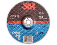 Зачистной диск MILD  125х6,8 мм. сталь 3М Т27